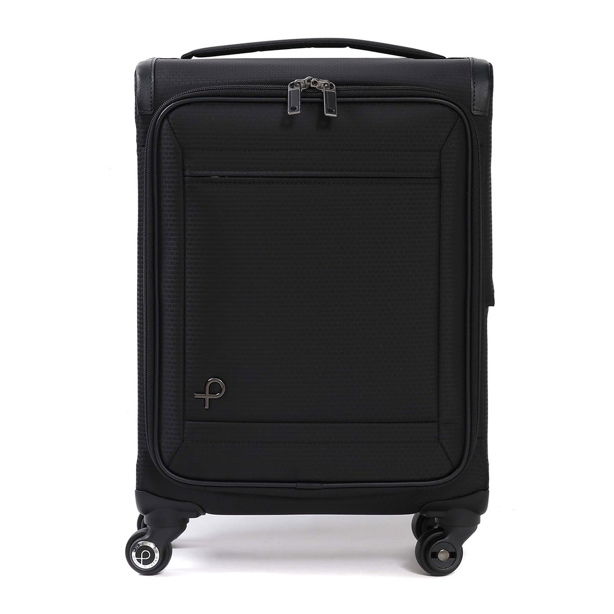 [プロテカ]ProtecA エース フィーナ Feena スーツケース 19L 12740 B07BMS46BV ブラック(01) ブラック(01)