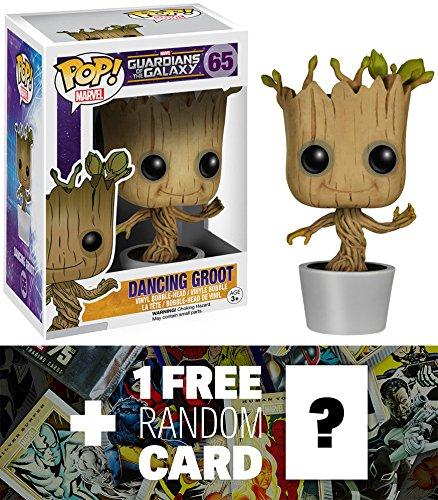 Dancing Groot: Funko POP! x Guardians of the Galaxy Mini Bob