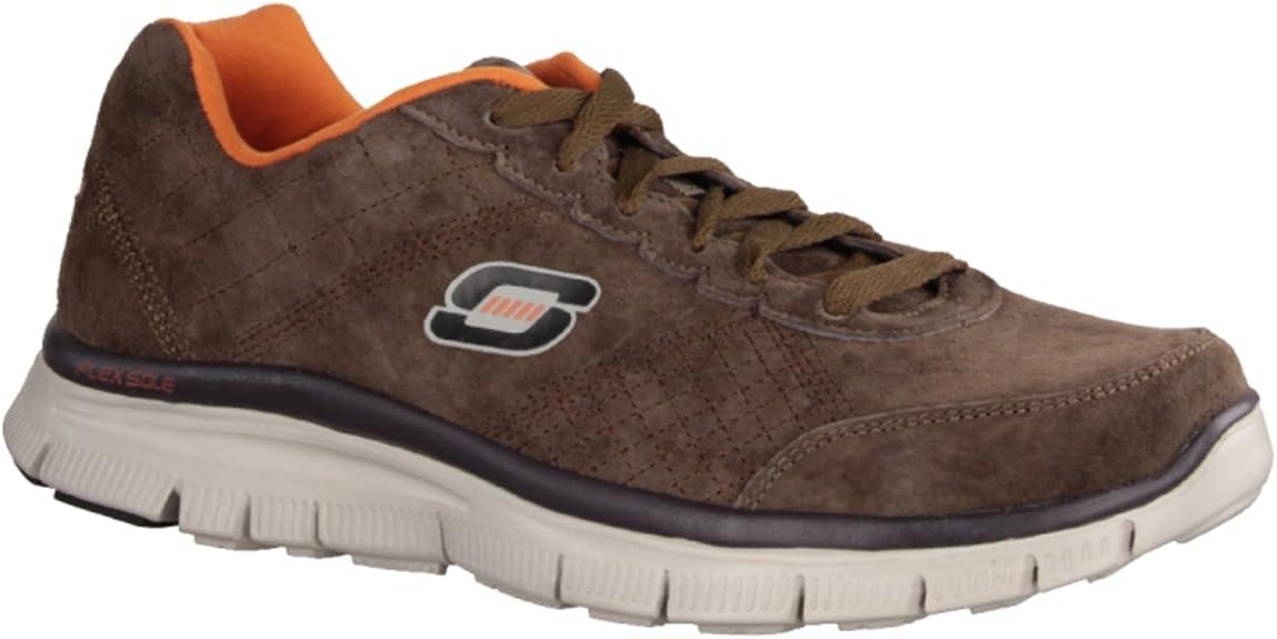 Skechers 999704 Brownorange Größe 40 Braun (braun): Amazon aeX6a