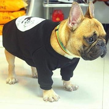 BAONUAN Ropa para Mascotas Engrosamiento De Algodón Cálido ...
