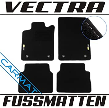 Original Opel Vectra C Caravan und Signum Fussmatten Satz 4 Teilig 1724212 NEU
