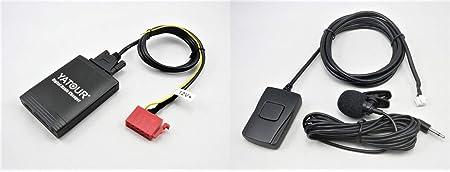 Usb Sd Aux Mp3 Adapter Bluetooth Handsfree Car Kit Elektronik