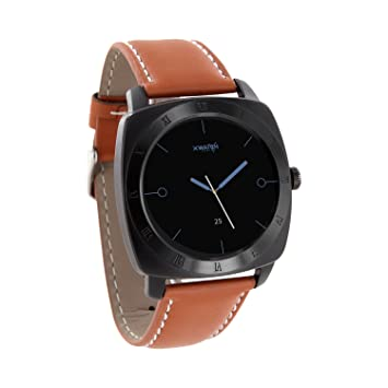 "Xlyne NARA XW Pro 1.22"" TFT Negro, Cromo reloj inteligente - Relojes inteligentes ("