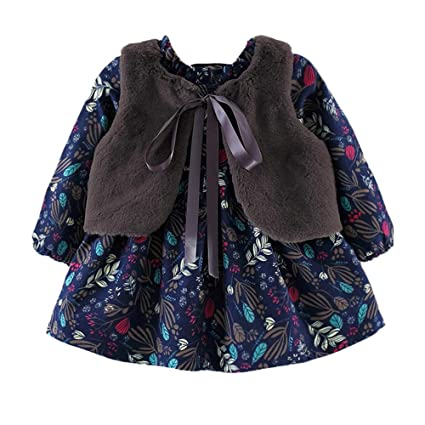 2460472a662 Amazon.com  ❤️Mealeaf❤ Baby Boys and Girls Clothes with Toddler ...