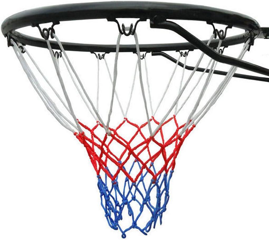 Taille officielle (45 cm) basket ball Anneau, filet et fixations de montage mural Créoles. Convient pour les adultes et les enfants