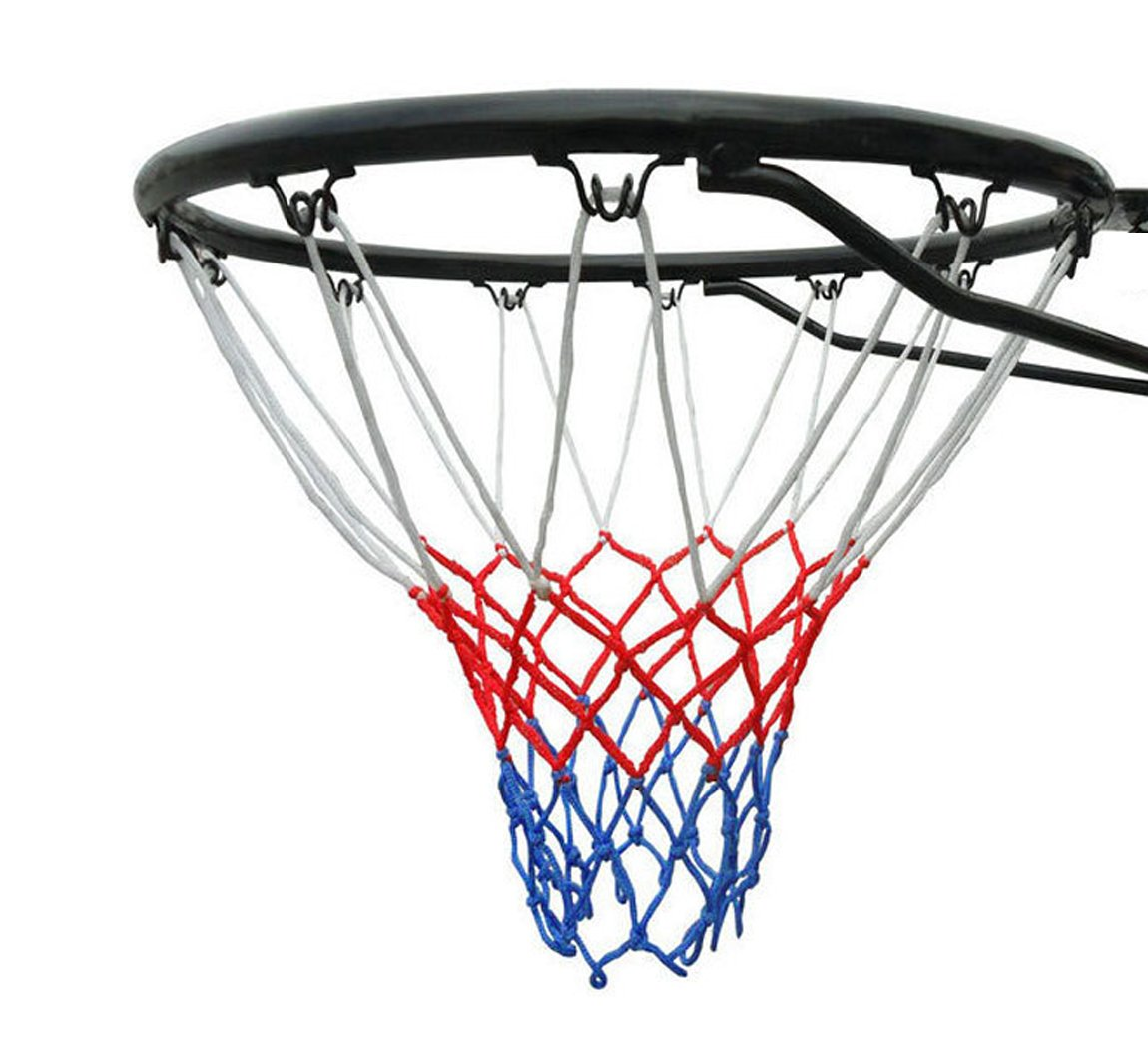 Tamaño oficial (45 cm) anillo de baloncesto, aro red y montaje en la pared fijaciones. Adecuado para adultos y niños aro red y montaje en la pared fijaciones. Adecuado para adultos y niños Big Game Hunters