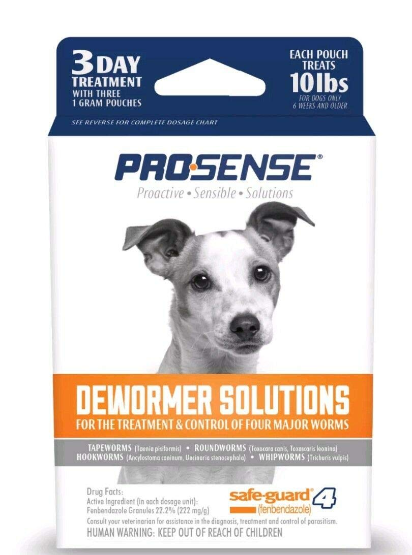 ProSense DEWORMER Solutions 3 Day Treatment 10 lbs by ProSense