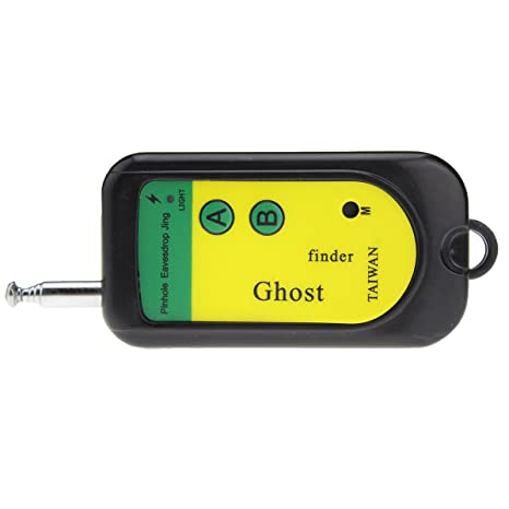Tukzer Anti-Spy RF Signal Bug Detection Ghost Detector Wireless Hidden Camera Finder Searching Detection Device for Privacy Protection Spy Cameras at amazon