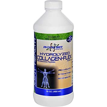 Intenergy - Flex de colágeno hidrolizado líquido 8000 mg. - 16 oz.