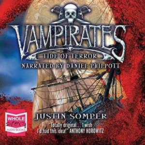 Vampirates Audiobook