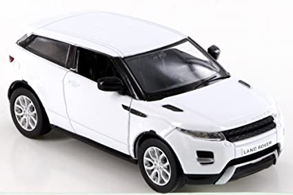 Amazon Com Rmz City Land Rover Range Rover Evoque White 555008