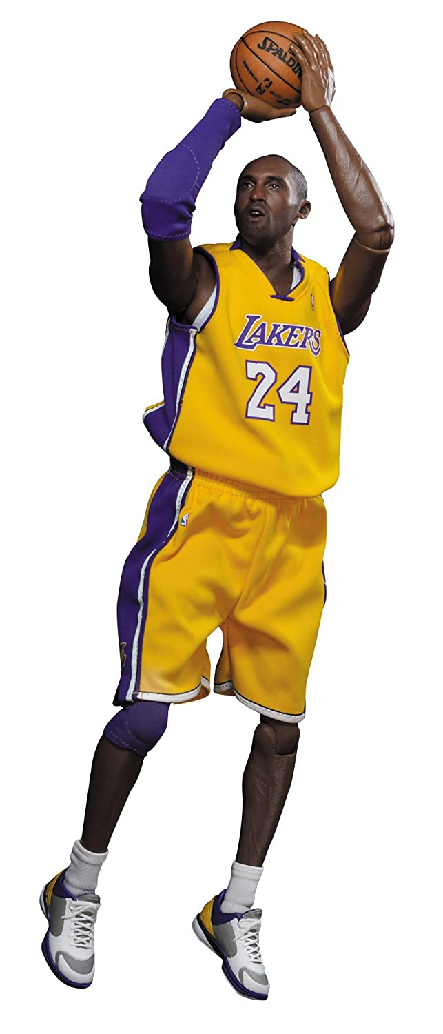 NBA Collection Real Masterpiece Actionfigur 1/6 Kobe Bryant 33 cm