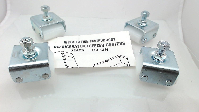 Conjunto de ruedecillas Universal Appliance (frigorífico ...