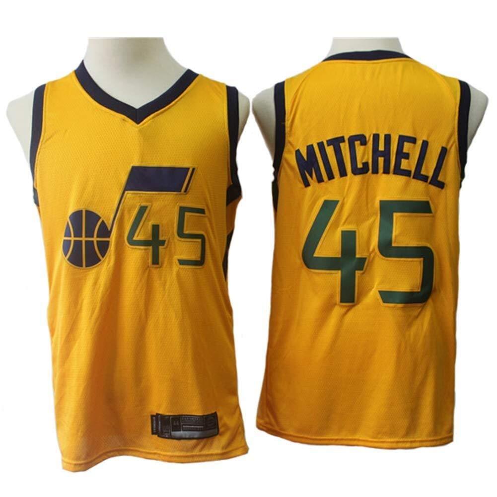 Camisetas de Baloncesto for Hombre NBA Utah Jazz Donovan ...