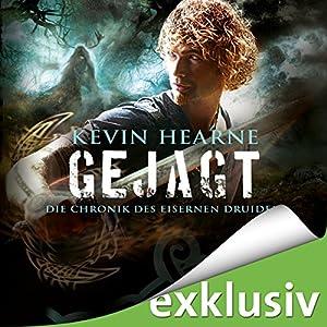 Kevin Hearne - Gejagt (Chronik des Eisernen Druiden 6)