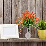 Gejoy-6-Pieces-Artificial-Daffodils-Flowers-Plastic-Fake-Plant-Indoor-Outside-Hanging-Floral-Planter-for-House-Garden-Wedding-Decor-Red-Orange