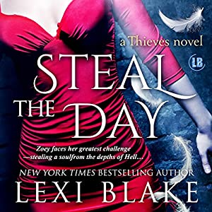 Steal the Day Audiobook