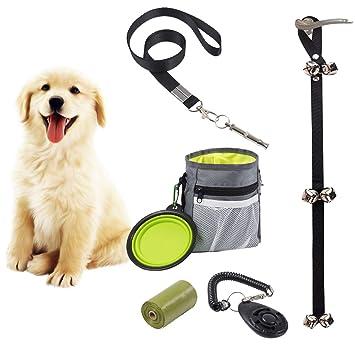 Amazon.com: HOMFREEST 6 en 1 cachorro entrenamiento dulces ...