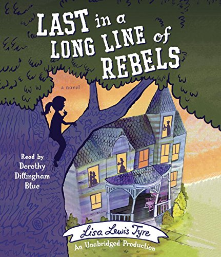 Last in a Long Line of Rebels by Listening Library (Audio)