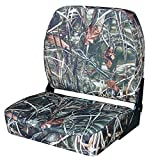 Wise Camo Big Man Hunting/Fishing Fold Down Boat Seat