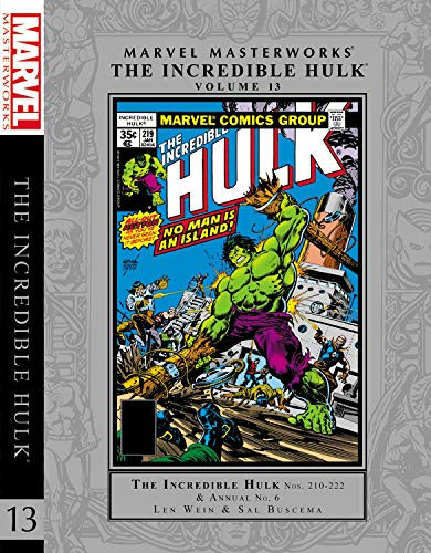 Marvel Masterworks: The Incredible Hulk Vol. ()