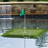 Retail Turf Solutions Floating Golf Green 4X6 ft ''Original'' Floating Golf Green