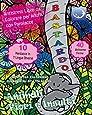 ANTI-STRESS Libro Da Colorare Per Adulti Con Parolacce: Animali, Fiori E Insulti
