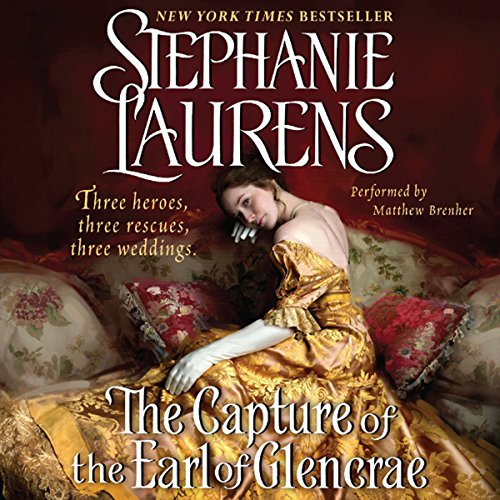 The Capture of the Earl of Glencrae: A Cynster Novel Audiobook [Free Download by Trial] thumbnail