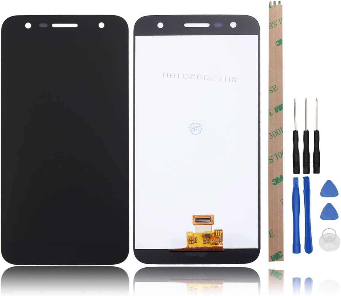 hyyt LCD Display + pantalla táctil digitalizador para LG X Power 2 ...