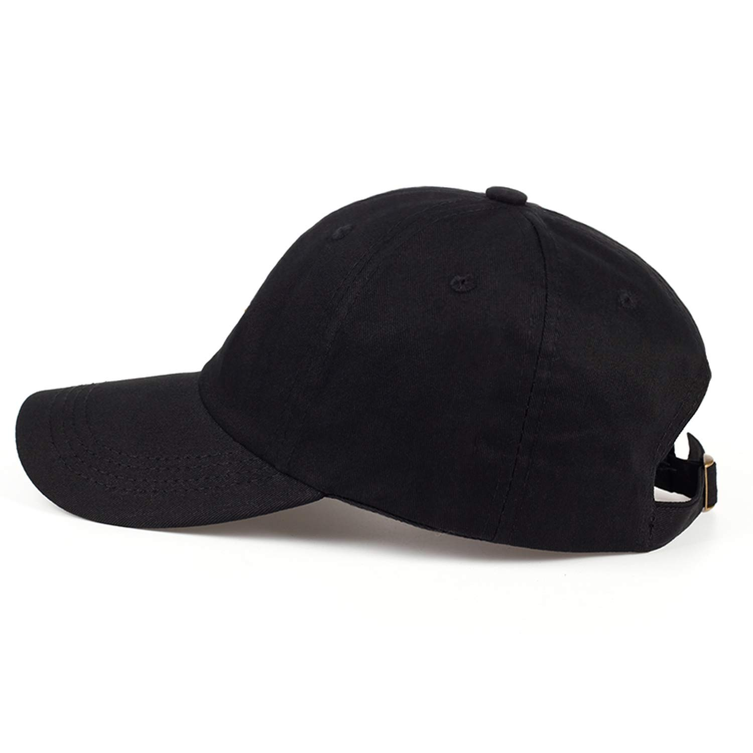 New Mood for Love Letter Embroidery Baseball Cap Cotton hat Fashio can Adjust Adult hat Hip-hop hat