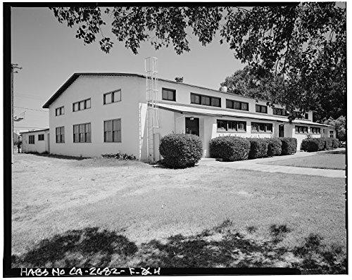 Photo: Naval Supply Annex Stockton,Cafeteria,Fyffe Ave,Stockton,San Joaquin - Ave Ca The Stockton