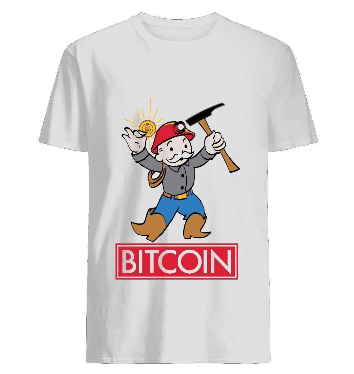 Bitcoin 91 T Shirt For Unisex