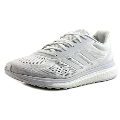 new product 57ef1 6ca1f adidas Response Boost Lt Mens Running Shoe 6 White