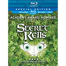 The Secret of Kells (Blu-ray/DVD Combo) (2010)