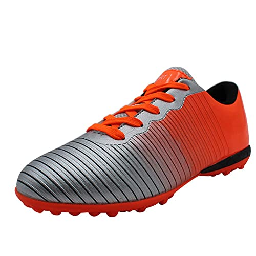 59714e0afd30d4 uirend Scarpe da Calcetto Sportive Uomo - Ragazzo Calcio Indoor  Professional Academy Turf Outdoor Usura Antiscivolo