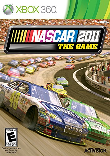 (NASCAR The Game 2011 - Xbox 360)