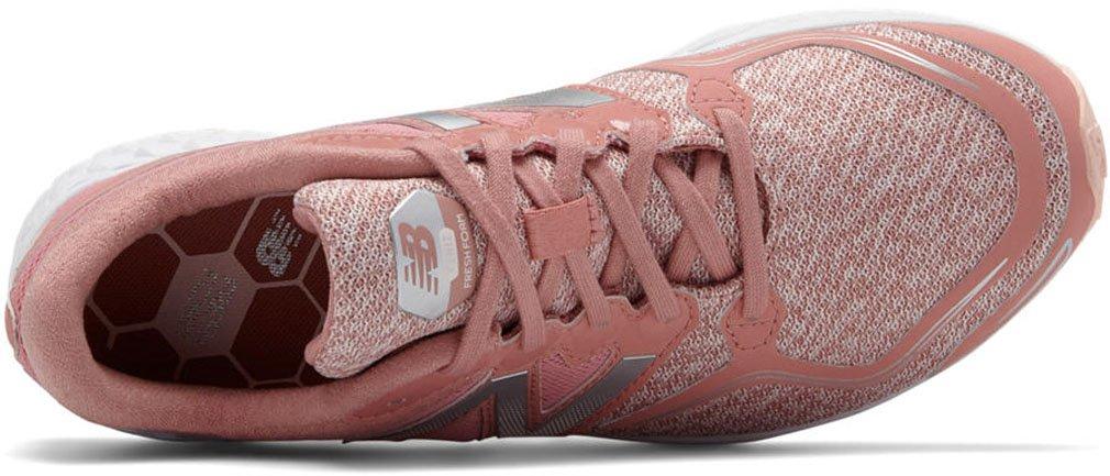 New Balance Women's Fresh Foam Veniz v1 Running Shoe B06XSDNX1B 12 B(M) US|Peach/Sunrise Glo