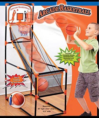Arcade Basketball Game by Liteaid