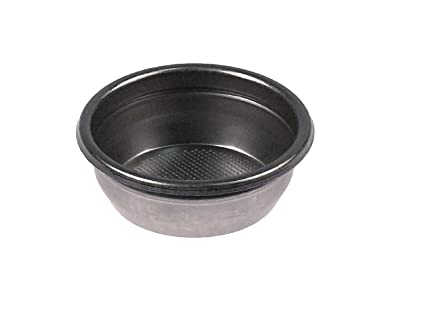 Pack de 3 filtros de café, ciego, filtro en blanco para máquina de ...