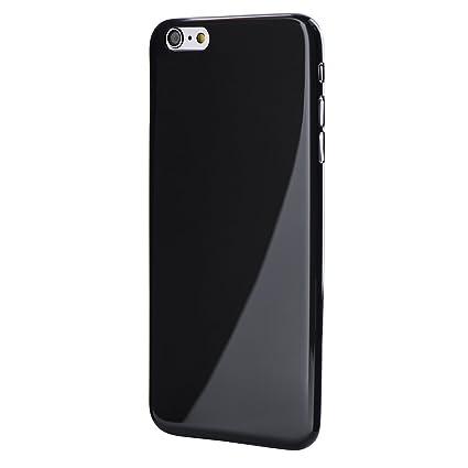 big sale 09411 ebfc4 iPhone 6 Plus Case, iPhone 6s Plus Case, Thinnest Cover Premium Ultra Thin  Light Slim Minimal Anti-Scratch Protective - for Apple iPhone 6 Plus 5.5 ...