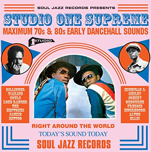 VA - Studio One Supreme Maximum 70s and 80s Early Dancehall Sounds - (SJR CD396) - CD - FLAC - 2017 - JRO Download