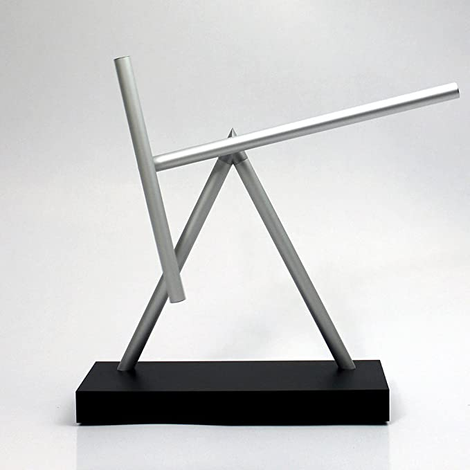 Fortune Products Inc The Swinging Sticks Kinetic Energy Sculpture Desktop Toy Version