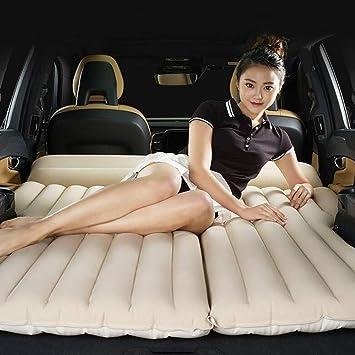Colchoneta de aire colchón de aire Recorrido del automóvil cama ...