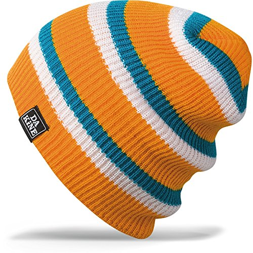Dakine Zeke Beanie - Kid's - Lemon Stripe - One Size from Dakine