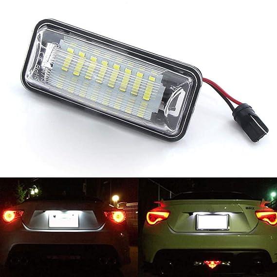 CarLab CREE LED Lot de 2 Projecteurs LED de remplacement Pour porti/ère de voiture