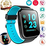 Best Watch With Heart Rates - Fitness Tracker Smart Watch Phone for Father Women Review