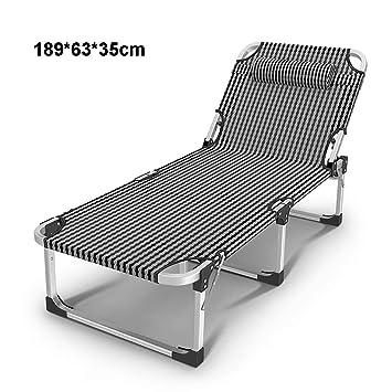 La Pliant D'aluminium PlagePiscineCamping Alliage Chaise Longue e2HbWEDY9I