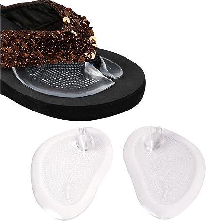 2Pairs Silicone Gel Sandal Thong