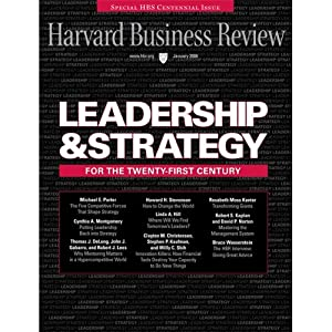 Harvard Business Review, January 2008 Periodical