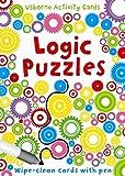 Logic Puzzles (Usborne Puzzle Cards) (Activity and Puzzle Cards)
